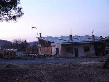 Pronájem komerčního objektu 1000 m², Vyškov