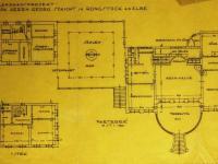 Prodej domu v osobním vlastnictví 1025 m², Povrly