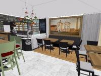 Pronájem restaurace 125 m², Sedlčany