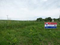 Pohled od komunikace (Prodej pozemku 6962 m², Králova Lhota)