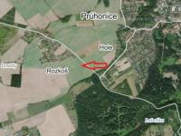 Prodej pozemku 3715 m², Jesenice