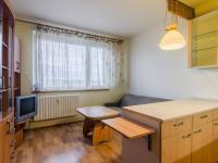 Obývací část (Prodej bytu 2+kk v osobním vlastnictví 40 m², Praha 4 - Libuš)