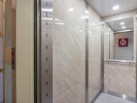 Výtah (Prodej bytu 2+kk v osobním vlastnictví 40 m², Praha 4 - Libuš)