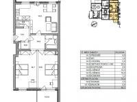 Prodej bytu 3+kk v osobním vlastnictví 73 m², Praha 10 - Hostivař