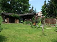 Zahrada s posezením (Prodej domu v osobním vlastnictví 170 m², Liberec)