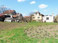 Pozemek (Prodej domu v osobním vlastnictví 75 m², Praha 9 - Vinoř)