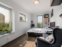 Ložnice rodičů (Prodej bytu 3+kk v osobním vlastnictví 80 m², Praha 10 - Záběhlice)