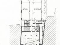 Přízemí - Prodej nájemního domu 1630 m², Hlinsko