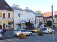 Prodej nájemního domu, 1630 m2, Hlinsko