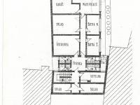 Suterén - Prodej nájemního domu 1630 m², Hlinsko