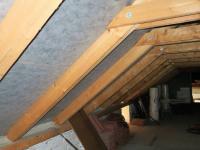 Nová střecha a podkroví pro vestavbu - Prodej domu v osobním vlastnictví 60 m², Kolaje