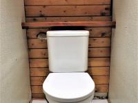 Toaleta - Prodej bytu 3+1 v osobním vlastnictví 55 m², Praha 4 - Krč