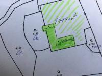 Územní mapa - Prodej pozemku 1499 m², Moravská Třebová