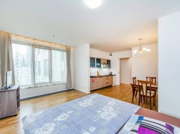 Pronájem bytu 1+kk v osobním vlastnictví 38 m², Praha 4 - Nusle