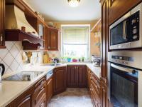 Plně vybavená kuchyň - Prodej bytu 3+1 v družstevním vlastnictví 67 m², Praha 4 - Chodov