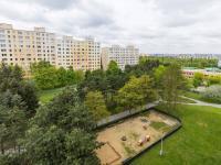 Výhled z obytných místností - Prodej bytu 3+1 v družstevním vlastnictví 67 m², Praha 4 - Chodov