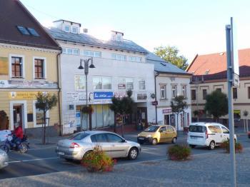 Prodej nájemního domu 1630 m², Hlinsko