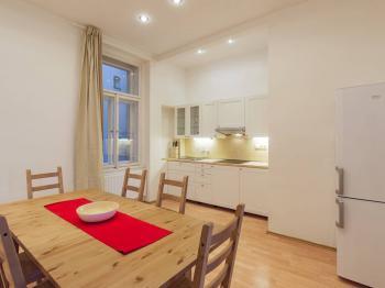 Pronájem bytu 2+1 v osobním vlastnictví 69 m², Praha 1 - Josefov