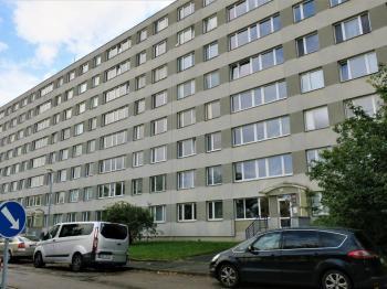 Severní strana domu - Pronájem bytu 1+1 v osobním vlastnictví 27 m², Praha 4 - Krč