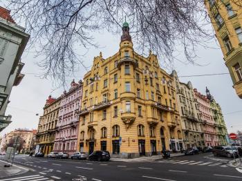 Byt 5+1 na prodej, Praha 5 (Smíchov)