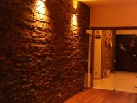 Obývací část - Pronájem domu v osobním vlastnictví 190 m², Praha 6 - Lysolaje
