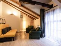 Obývací pokoj - Pronájem bytu 2+kk v osobním vlastnictví 45 m², Praha 1 - Malá Strana