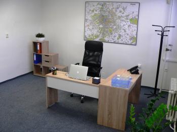 kancelář - Pronájem kancelářských prostor 42 m², Praha 3 - Žižkov