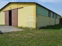 pohled z pozemku (Prodej komerčního objektu 423 m², Bučovice)