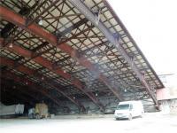 oblouková hala 1600 m2 (Pronájem komerčního objektu 1600 m², Plumlov)