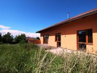 Pohled na terasu - Prodej domu v osobním vlastnictví 248 m², Psáry