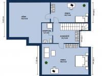 2NP - Prodej domu v osobním vlastnictví 248 m², Psáry