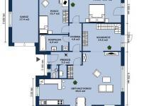 1NP - Prodej domu v osobním vlastnictví 248 m², Psáry