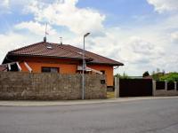 Pohled z ulice - Prodej domu v osobním vlastnictví 248 m², Psáry