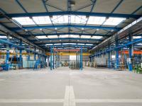 Pronájem výrobních prostor 3000 m², Praha 10 - Malešice