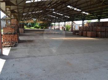 venkovní skladové plochy - Pronájem skladovacích prostor 5000 m², Dřínov
