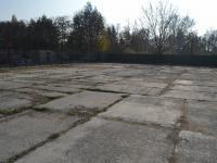 různé povrchy venkovních ploch (Pronájem kancelářských prostor 40 m², Prostějov)