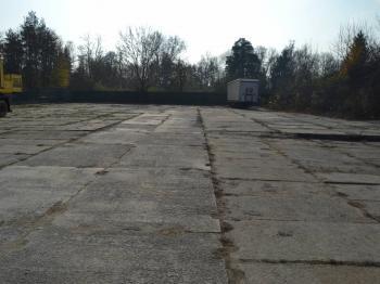 2150 m2 venkovních ploch - Pronájem pozemku 2450 m², Prostějov