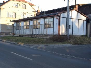 samostatný sklad 80 m2 v Plumlově - Pronájem komerčního objektu 80 m², Plumlov