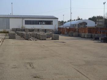 k pronájmu skladovací venkovní plochy v Prostějově - Pronájem komerčního objektu 4500 m², Prostějov