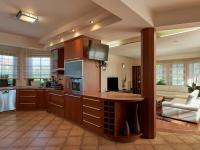 kuchyňský kout (Prodej domu v osobním vlastnictví 240 m², Sulice)