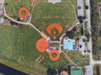 Commmunity Park v docházkové vzdálenosti (Prodej pozemku 2018 m², Lehigh Acres)