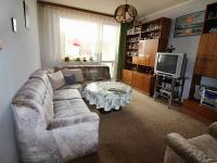 obývací pokoj (Prodej bytu 4+1 v osobním vlastnictví 76 m², Chomutov)