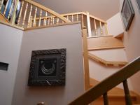 schodiště - Prodej bytu 5+kk v osobním vlastnictví 320 m², Praha 10 - Dolní Měcholupy