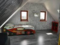 dětský pokoj (Prodej domu v osobním vlastnictví 167 m², Vlastibořice)
