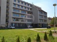 celkový boční pohled na budovu (Pronájem komerčního objektu 100 m², Prostějov)