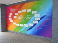 vstup do budovy, info tabule (Pronájem komerčního objektu 100 m², Prostějov)