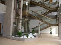 recepce (Pronájem kancelářských prostor 69 m², Praha 4 - Michle)