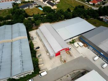 Prodej komerčního objektu 5194 m², Topoľčany