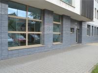 výlohy a vstup Blahoslavova - Pronájem komerčního objektu 100 m², Prostějov