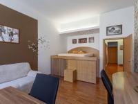 Pokoj pro hosty/ pracovna  - Prodej bytu 5+1 v osobním vlastnictví 218 m², Praha 3 - Vinohrady
